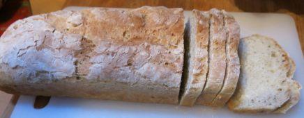 Dieses römische Brot passt besonders gut zu Moretum