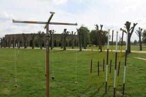 Antike Vermessungstechnik war in der Lage, eine 100 km lange Gefälleleitung mit konstantem 0,5%igem Gefälle zu errichten